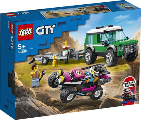 Lego City - Race Buggy Transporter 60288
