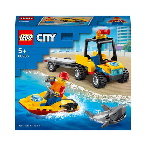Lego City - Beach Rescue ATV 60286