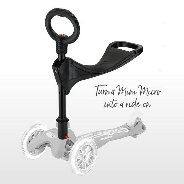 Mini Micro Scooter Seat and O-Bar