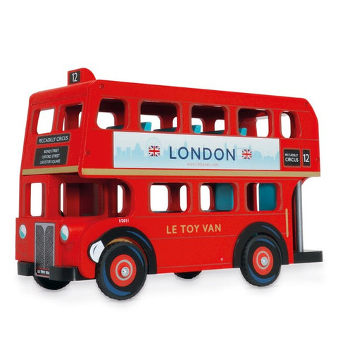 London Bus - Wooden Toy
