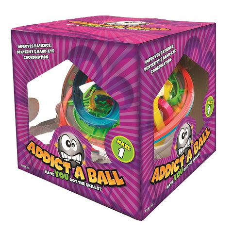 Brainstorm Toys - Addict A Ball Maze 1