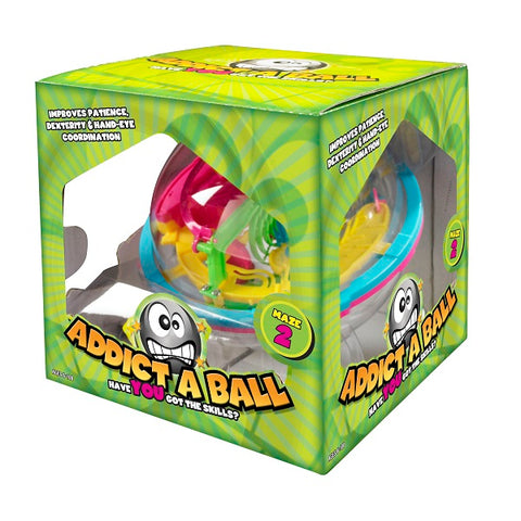 Brainstorm Toys - Addict A Ball Maze 2
