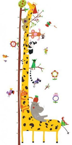 Djeco Height Chart - Friends of the Amazon.  DD04037