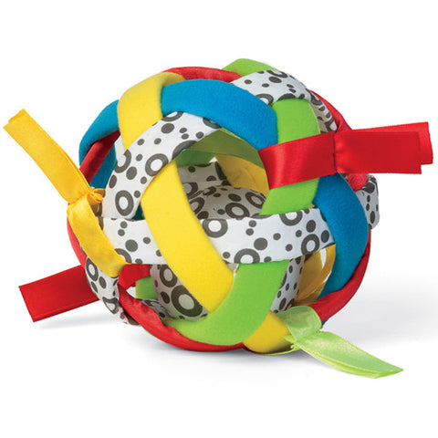 Bababall - baby activity ball by Manhattan Toy