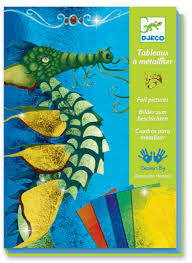 Djeco Foil Pictures - Guild The Dragons DJ09511