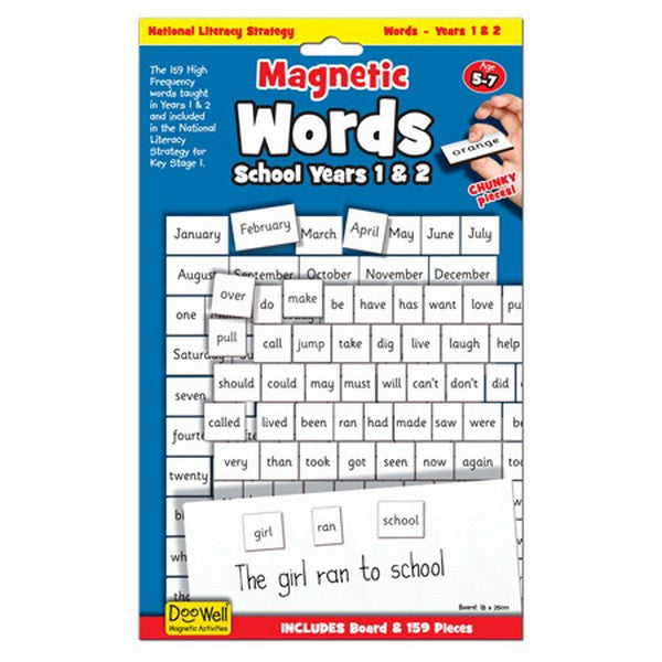 Magnetic Words