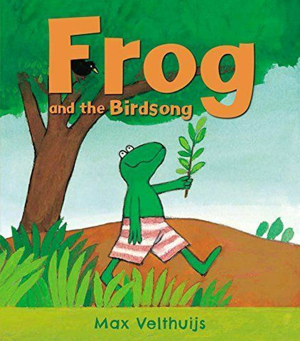 Frog and Birdsong by Max Velthuijs - Children's Book