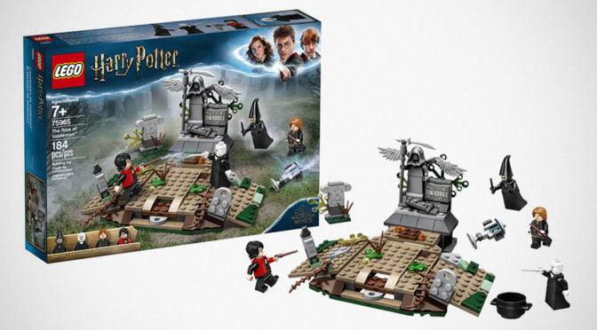 LEGO Harry Potter - The Rise of Voldemort 75965