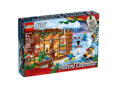 LEGO City 2019 Advent Calendar - 60235