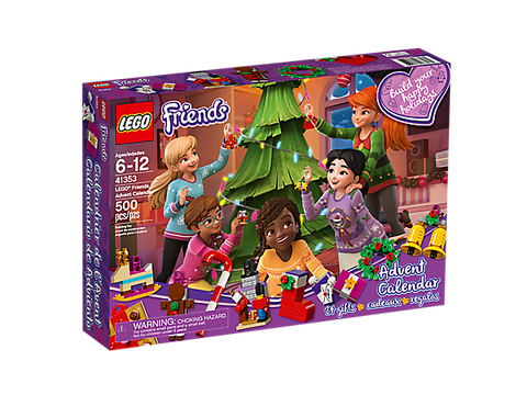 LEGO Friends 2018 Advent Calendar - 41353