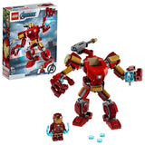 Lego Super Heroes Iron Man Mech 76140
