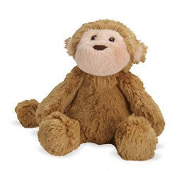 Mocha Monkey (Small) - soft toy monkey