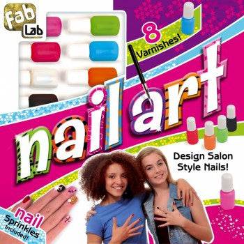 FabLab Nail Art by Interplay