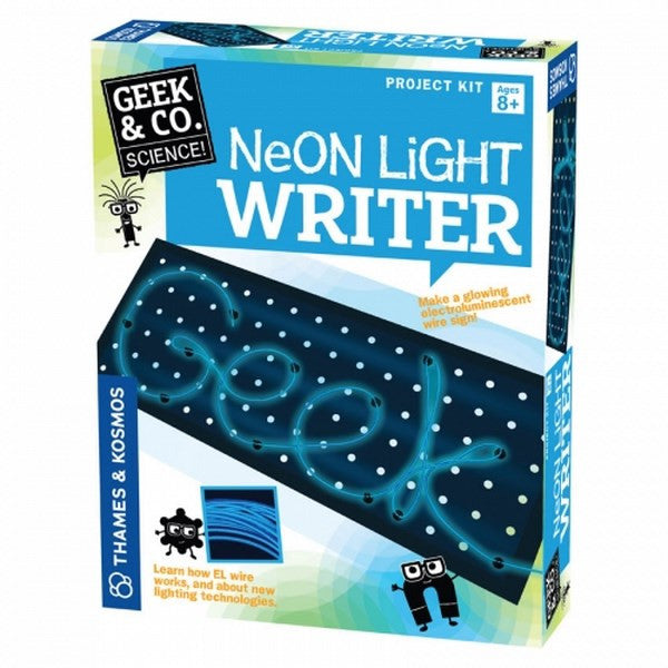 Geek & Co Science: Neon Light Writer