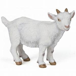 Papo Farm Animals - White Kid Goat