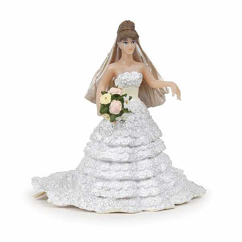 Papo Figure - White Lace Bride