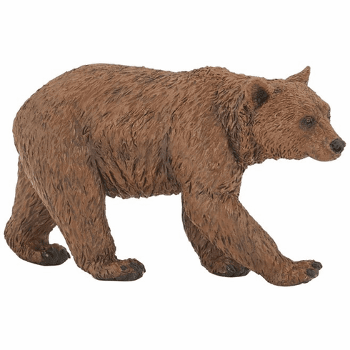 Papo Animals - Brown Bear