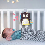 Taf Toys Prince The Penguin Cot Toy and Soother