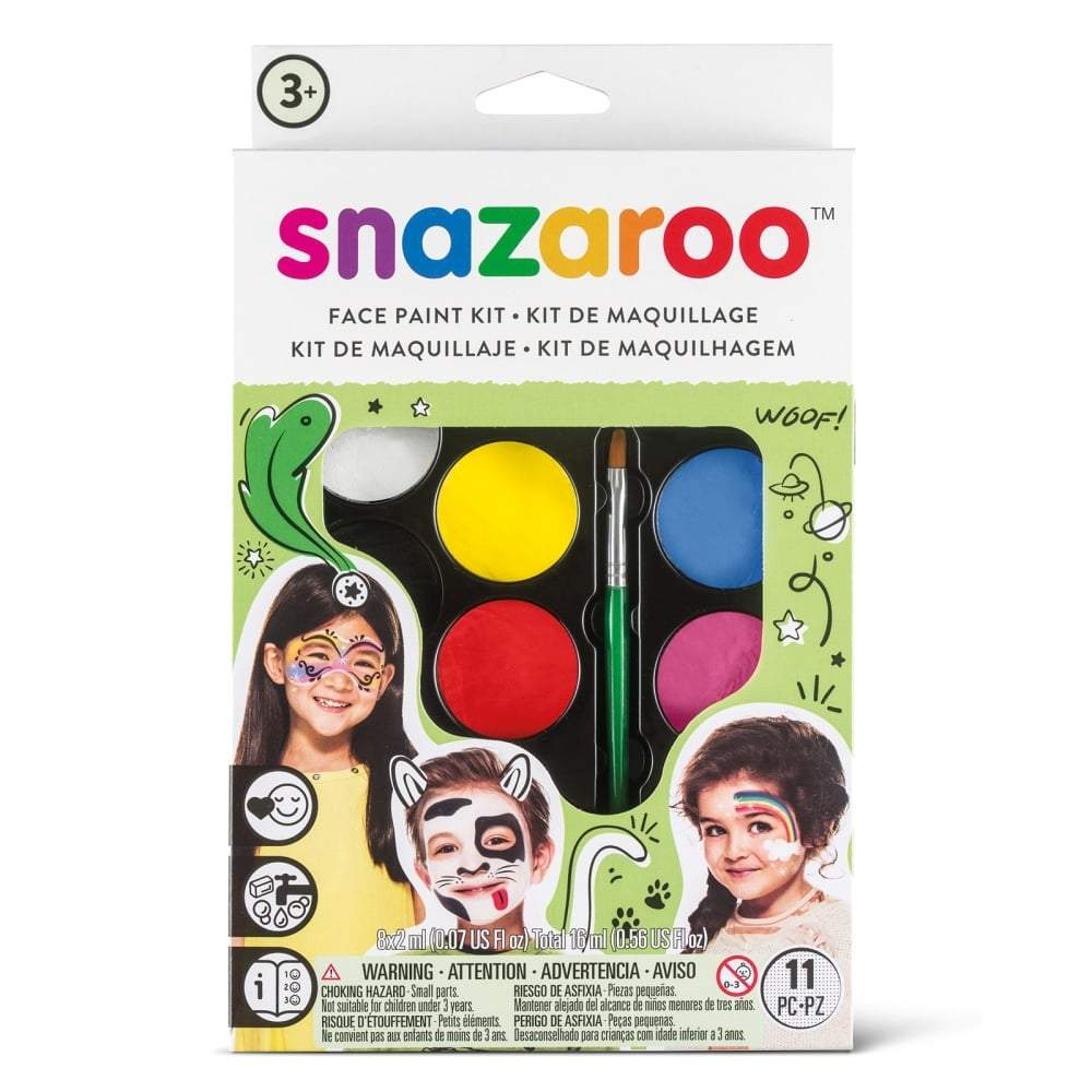 Snazaroo Face Painting Kit - 200601