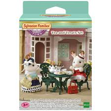 Sylvanian Families - Tea and Treats Set