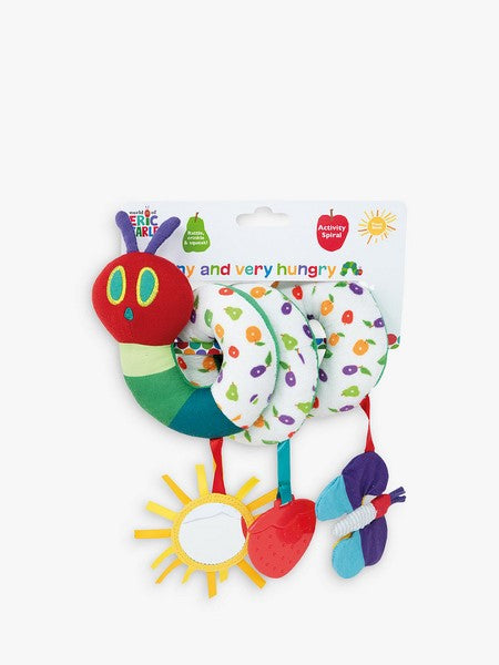 Very Hungry Caterpillar Tiny Caterpillar Activity Spiral