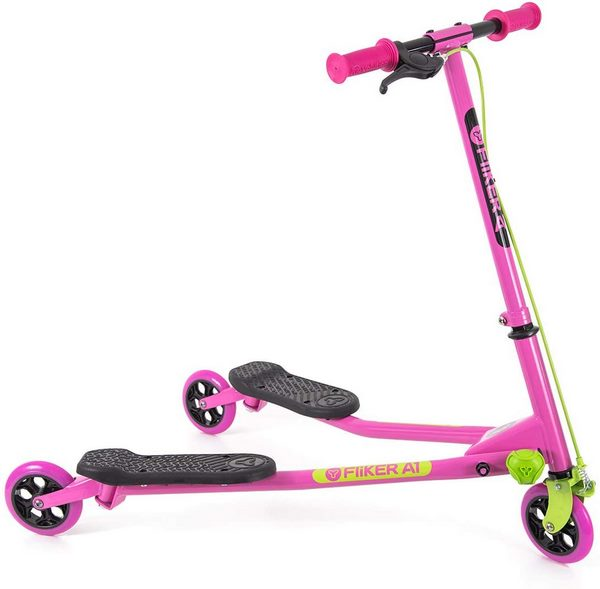 Wiggle Scooter - Y Fliker A1 Kids Scooter