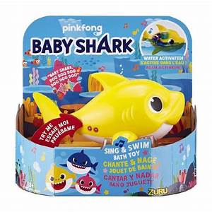 Baby Shark Sing & Swim Bath Toy