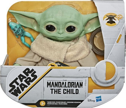 Stars Wars The Mandalorian - The Child Animatronic Baby Yoda