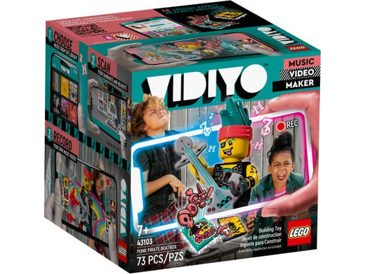 LEGO® VIDIYO™ Punk Pirate BeatBox 43103
