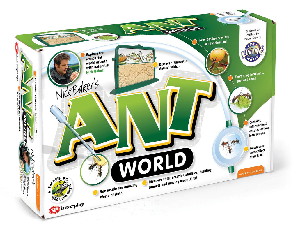 Ant World My Living World