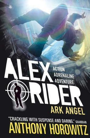Ark Angel (Alex Rider) by Anthony Horowitz  - Children's Book