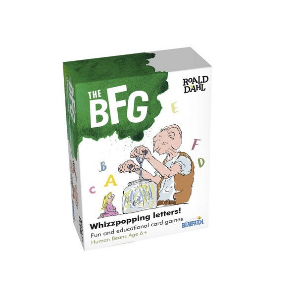 BFG Whizpopping Letters - spelling card games