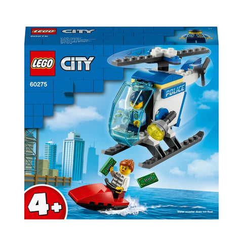 Lego City - Police  Helicopter 60275