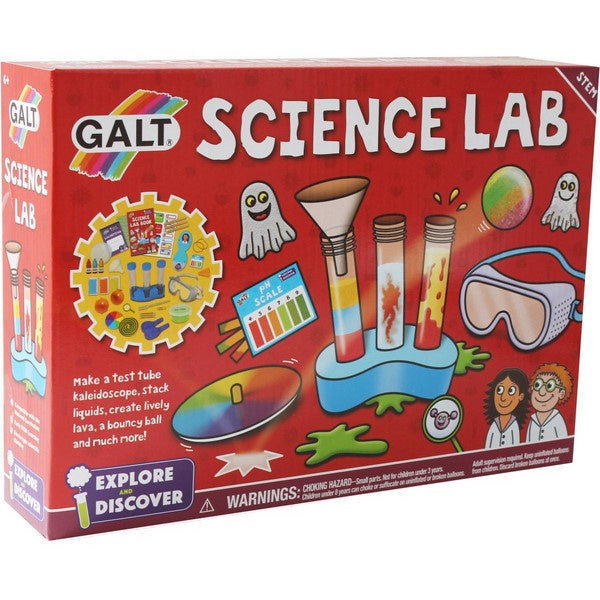 Science Lab - science experiments for children