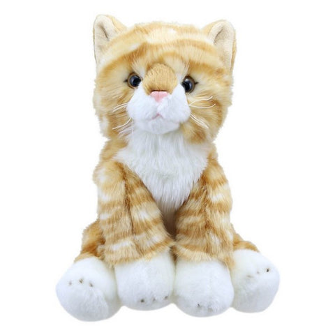 Ginger Cat soft toy