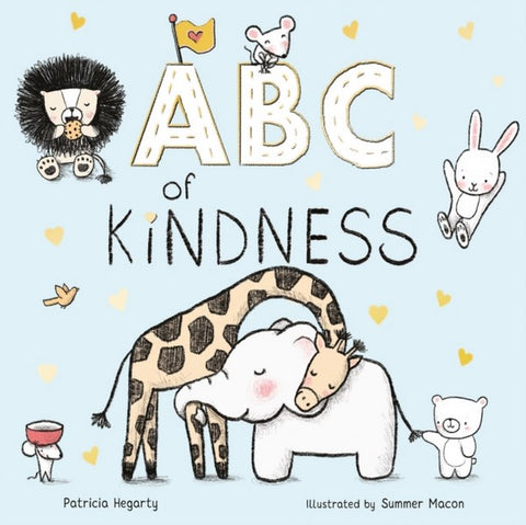 ABC of Kindness - board book