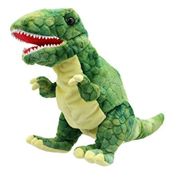 Baby Dinos: Baby T-Rex by Puppet Company