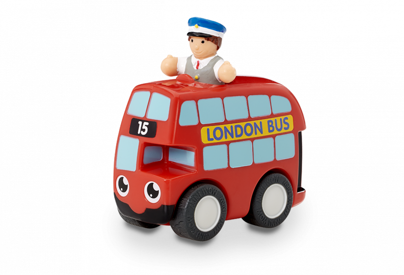 Wow Toys - My First WOW Basil the London Bus
