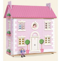 Bay Tree Wooden Dolls House by Le Toy Van