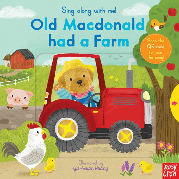 Sing Along with me Old Macdonald had a farm
