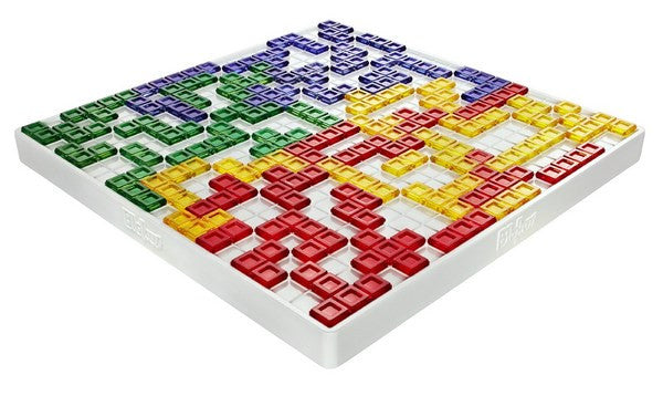 Blokus strategy game by Mattel