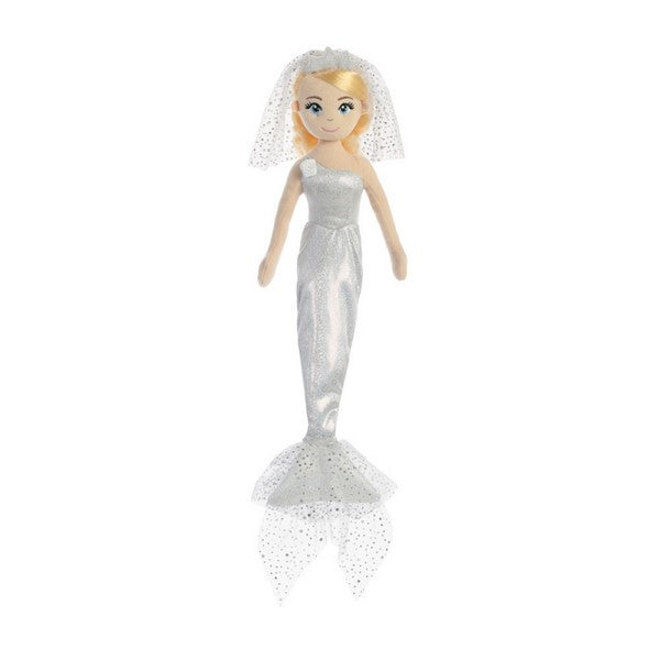 Bride Mermaid Doll