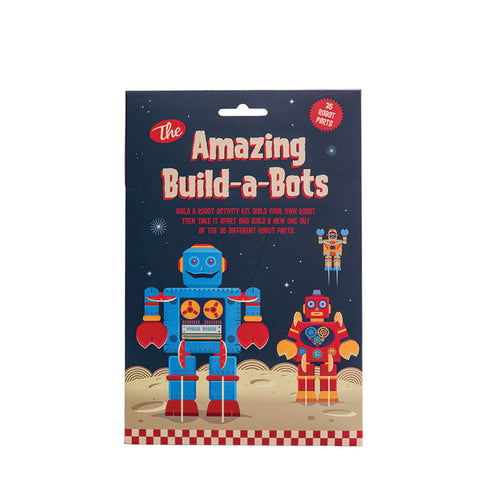 The Amazing Build-a-Bots Craft Kit