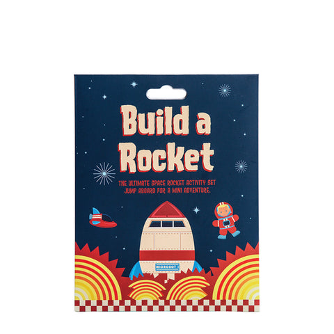 Build a Rocket: Build a Rocket Activity Pack