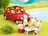 Sylvanian Families - Family Saloon Car plus picnic set