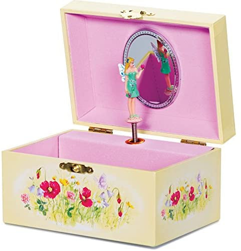 Musical Fairy Jewellery Box