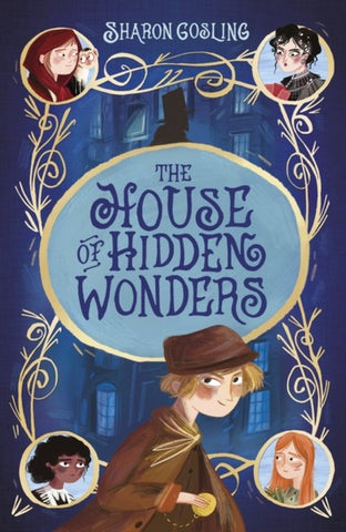 The House of Hidden Wonders - mystery book