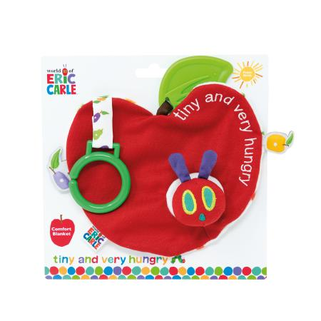 The Very Hungry Caterpillar Tiny Caterpillar Comfort Blanket