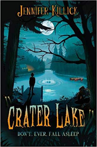 Crater Lake by Jennifer Killick
