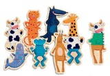 Djeco Crazy Animal Magnets.   DJ03111